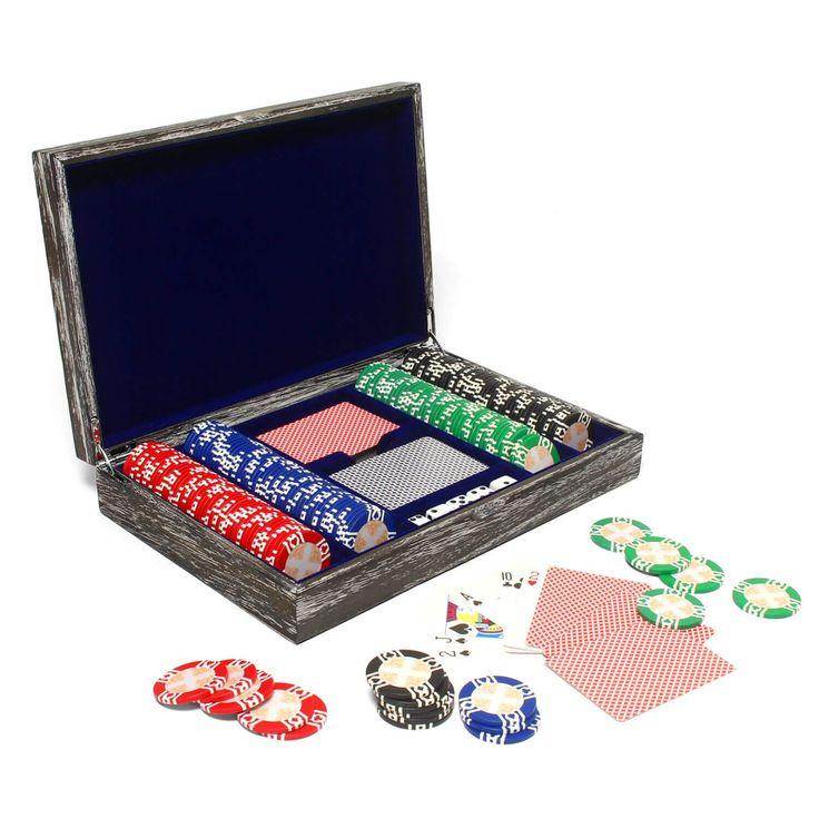 Vintage Poker Set– Dormify