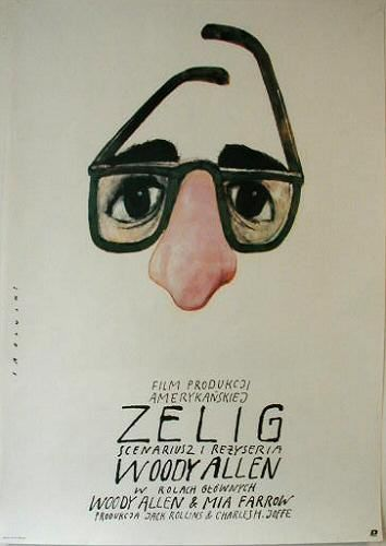 woody allen Zelig   From Picture Book Two 3/5/13
