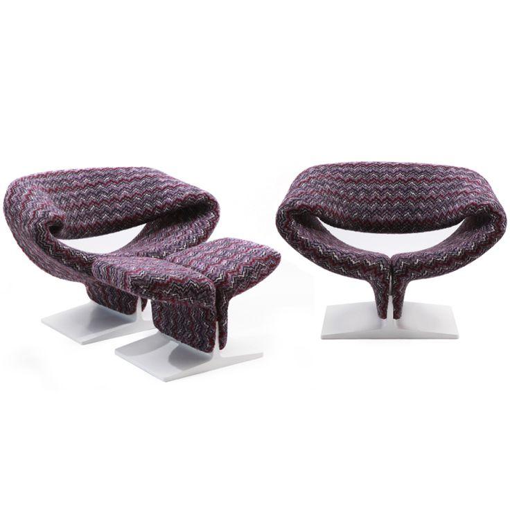 Missoni Home Armchair Gravita: 95 Best Ribbon Chair Images On Pinterest