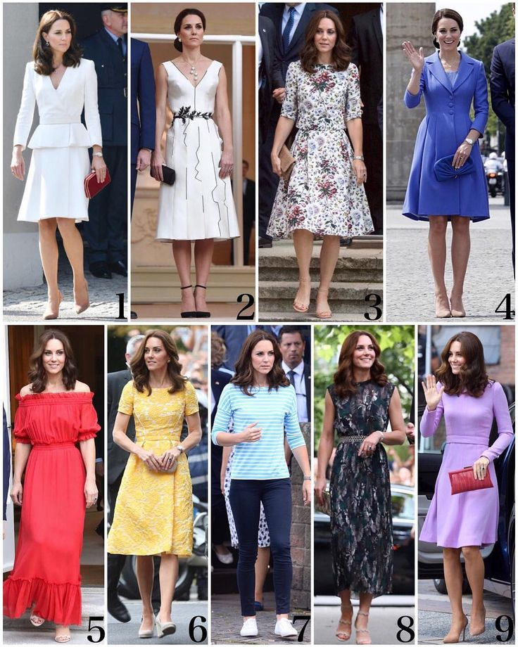 """12.4k Likes, 503 Comments - Catherine Duchess Of Cambridge (@katemidleton) on Instagram: """"A recap of The Duchess's outfits from the Poland & Germany royal tour. Let me know what your most…"""""""