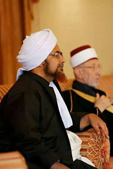 Almusnid Alhafidz Alhabib Umar bin Hafidz dan ALM. ASSYEIKH DR.SAID RAMADHAN AL BUTHI ...