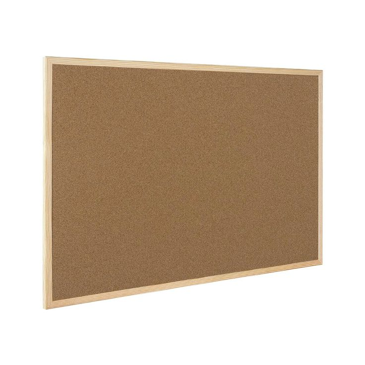 Costco UK - Q-Connect Cork Board 600 x 900mm Wooden Frame £7.90