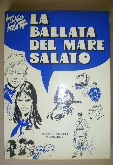 La ballata del mare salato, Mondadori (1975)