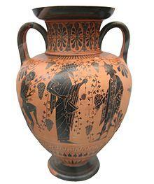 Mitologia: Dionís - Viquipèdia