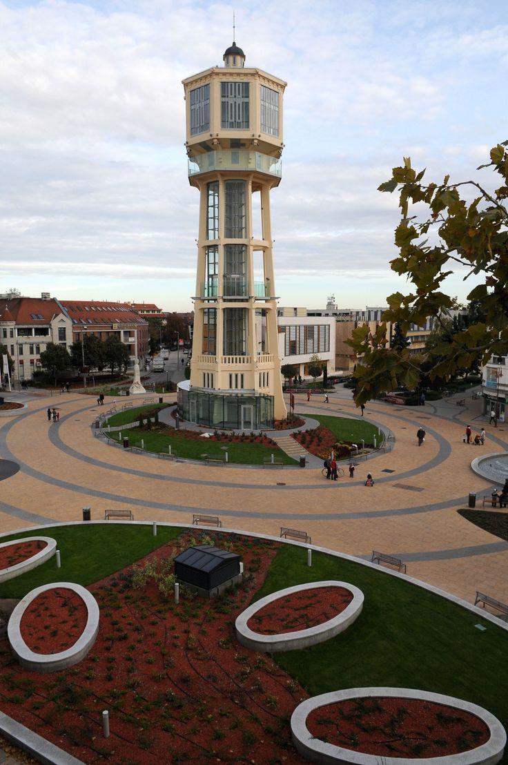 Siófok tower