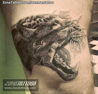 Tatuaje Leopardo