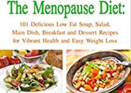 Diet for menpoause
