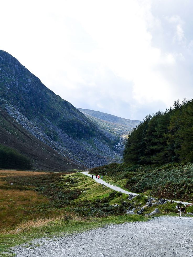 Wicklow mountains | glendalough | ireland | dublin | hiking | nature |