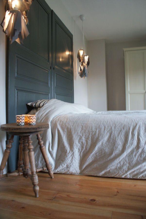 les 25 meilleures id es concernant portes en t tes de lit sur pinterest t te de lit r nov. Black Bedroom Furniture Sets. Home Design Ideas