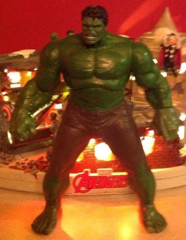2012 Hasbro The Hulk Marvel Avengers Action Figure  #Hasbro