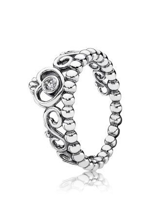 PANDORA Ring - My Princess Cubic Zirconia  Bloomingdale's, this is gorgeous bought it for my daughter