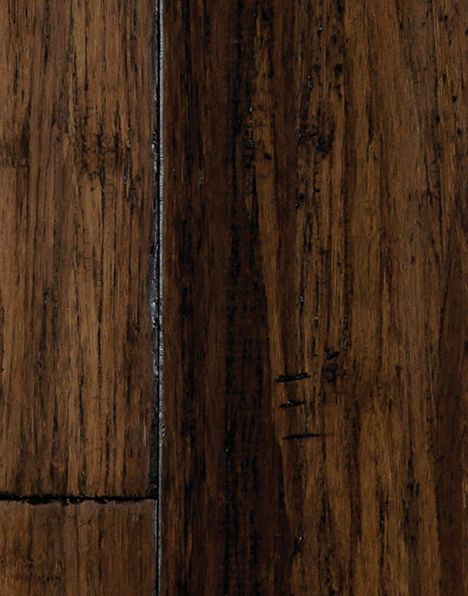 """Lumber Liquidators-Morning Star Bamboo-1/2""""x5"""" Antique Hazel Click Strand Stained Solid Distressed Bamboo Flooring is twice as hard as oak w/30 Year Warranty & Easy to Install Click/Glue"""