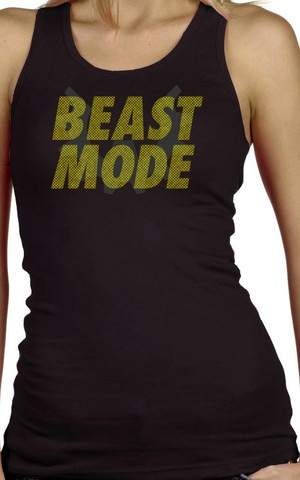 WODshop.com - WOD Gear | Women's: Blackout Beast Mode! Tank, $28.00 (http://www.wodshop.com/wod-gear-womens-blackout-beast-mode-tank/)