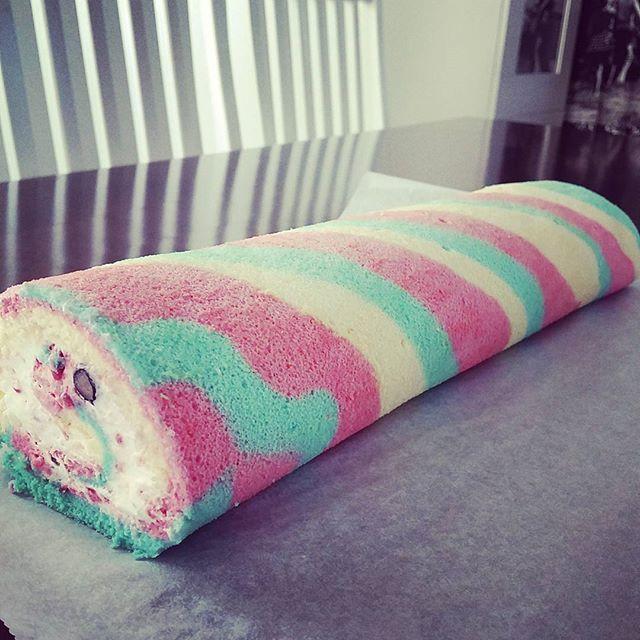#leivojakoristele #kääretorttuhaaste Kiitos @laura_hama