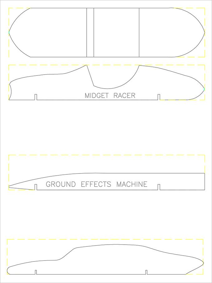 Best 25 pinewood derby templates ideas on pinterest for Free pinewood derby car templates download