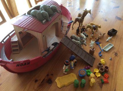 Playmobil Arche Noah mit viel Zubehör in Schleswig-Holstein - Elmshorn | Playmobil günstig kaufen, gebraucht oder neu | eBay Kleinanzeigen
