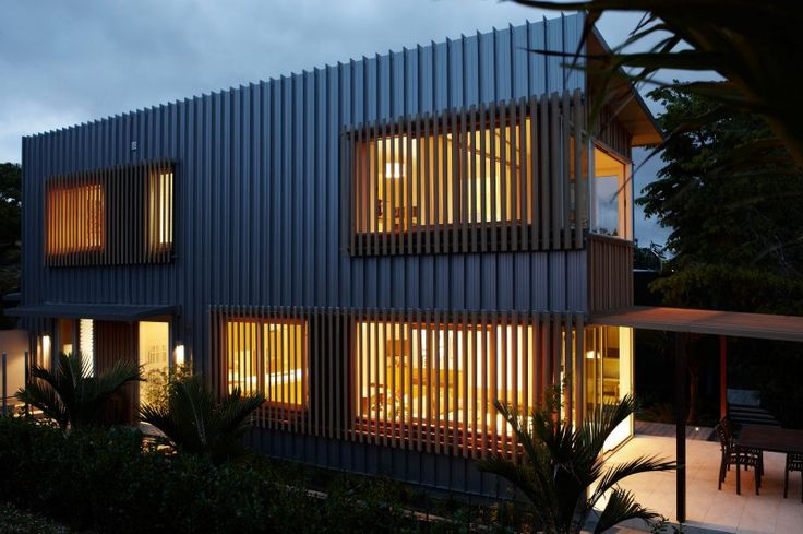 Nikau House by Strachan Group Architects