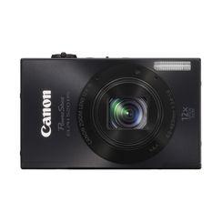 Canon PowerShot ELPH 520 HS Digital Camera, BlackPowerShot ELPH 520 HS Digital Camera, Black with 4GB SD memory card