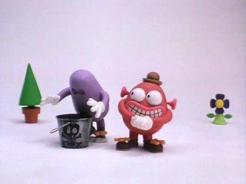Pib and Pog - subversive humor at its finest ;)