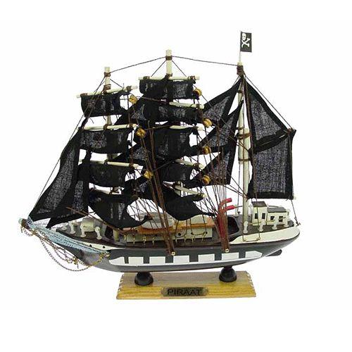Thema feestartikelen, Piraten decoratie boot 24 cm bij Feestwinkel Fun en Feest Belgi�. Online Piraten decoratie boot 24 cm bestellen. Verzending Belgi�