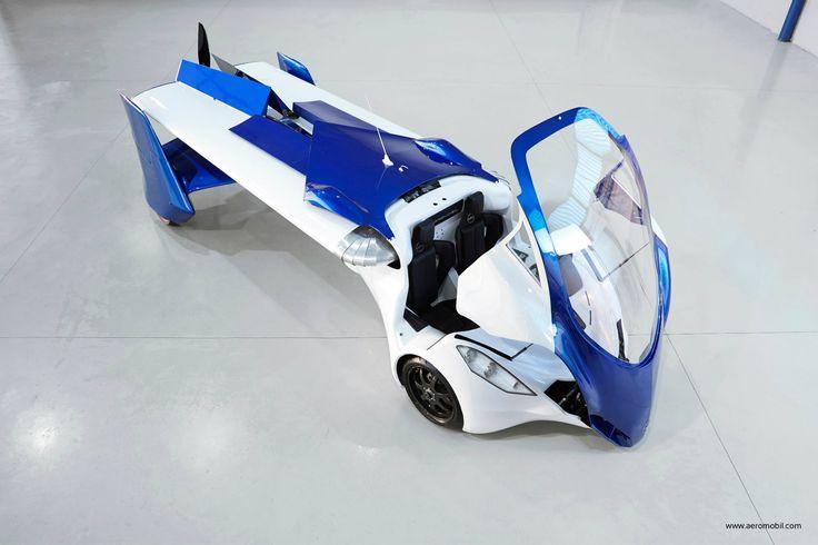 Une vraie voiture : Aeromobil : prix, concept, crash... Tout savoir sur la voiture volante - Linternaute