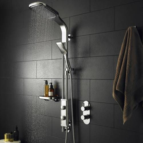 49 best Shower Panels images on Pinterest | Bathroom shower panels ...