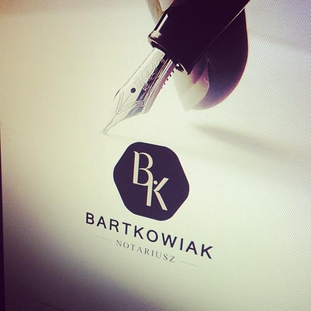 Bartkowiak - branding by Marcin Wisniewski, via Behance