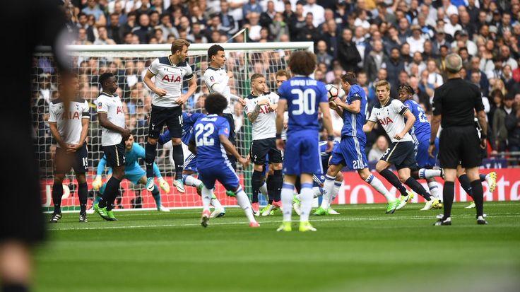 @Chelsea #Willian Borges #FACup #EmiratesFACup #CFCvTHFC #CHETOT #Chelsea #Blues #ChelseaFC #CFC #FACupFinal #9ine