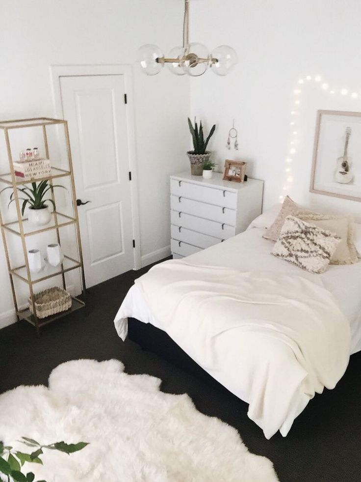 Tumblr room inspiration white decoration…