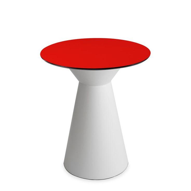 Original mesa redonda para cocinas peque as o para for Mesa redonda para cocina pequena