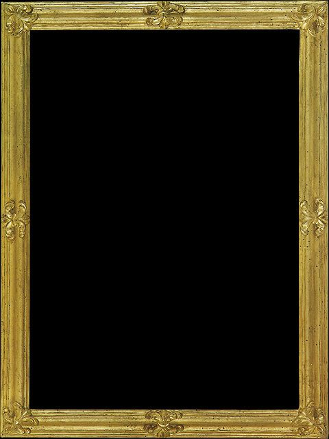 Antique Gold Picture Frame - 18th century Tuscany