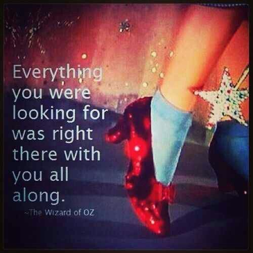 WIZARD OF OZ <3
