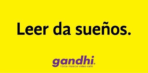 Me encanta la publicidad de Gandhi