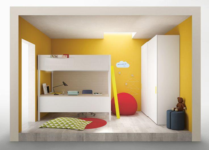 Buy Nidi Modern Kids Bedroom Furniture Online At Mood