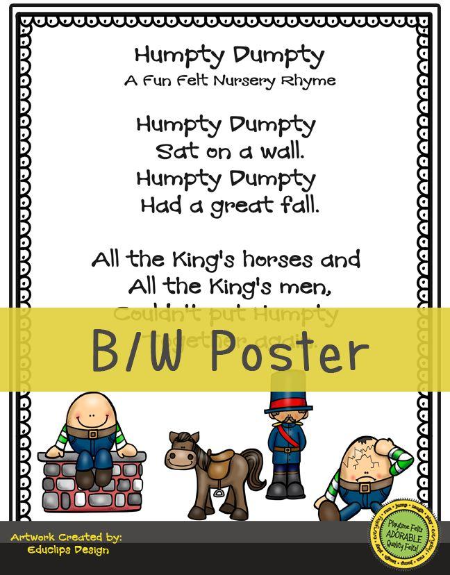 77 best Felt Nursery Rhymes images on Pinterest | Children songs ...
