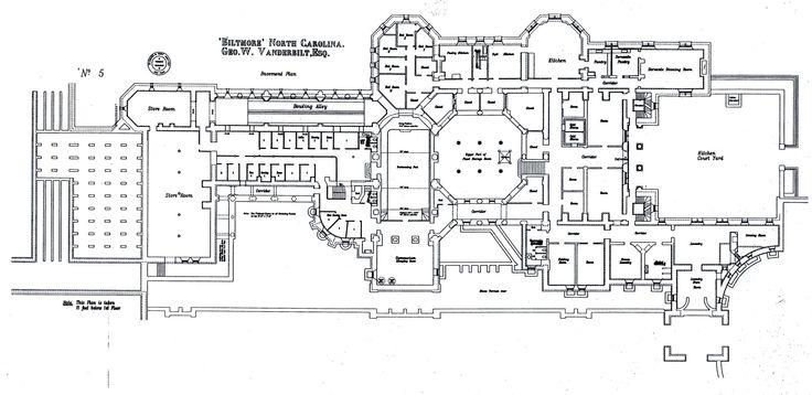 0864e0bbe6ee85e0c9a1c4d440715c97 the biltmore biltmore estate basement plan of the biltmore house biltmore estate pinterest,Biltmore House Plans