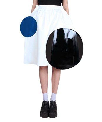 JUNYA WATANABE Circles patches skirt. #junyawatanabe #cloth #skirt