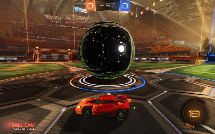 Steam Workshop levels coming to Rocket League: Steam Workshop levels coming to Rocket League:…