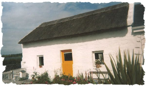 Converted Thatched Whitewashed Barn - Kinvara Co. Galway