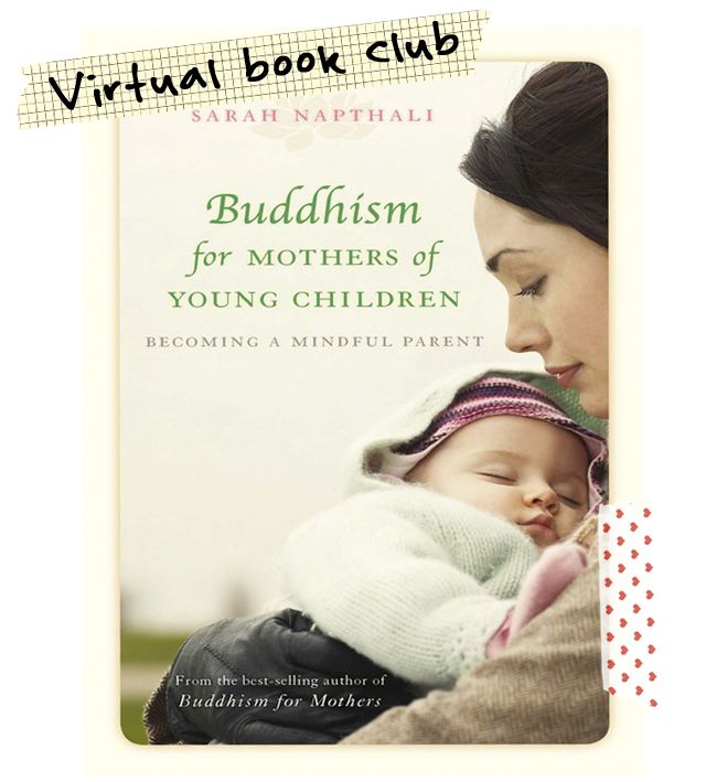 I'm not a buddhist but this book has been the best parenting book I've read.  It's really helping me to become a more patient and present mom.  Going to read this....