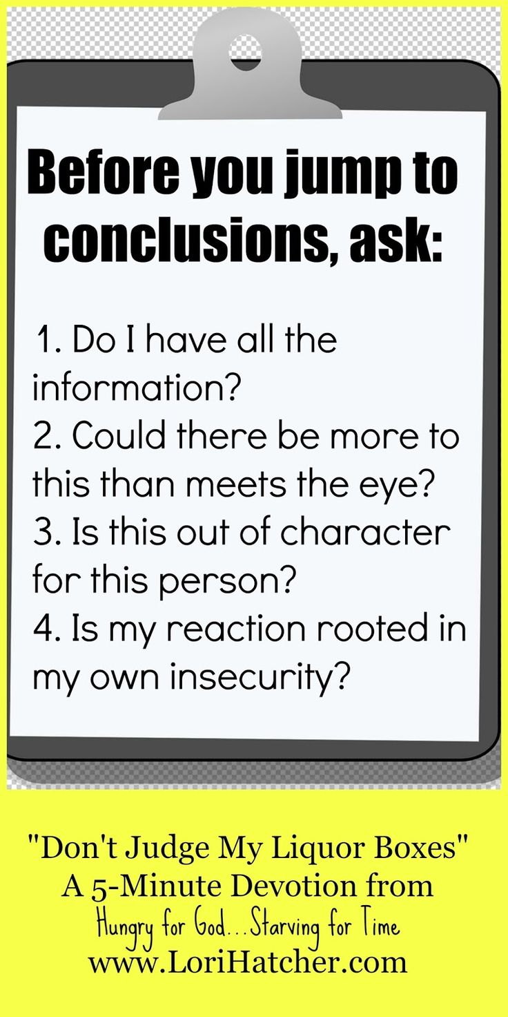 Jumping To Conclusions Quotes Best 25 Assumption Quotes Ideas On Pinterest  Assuming Quotes