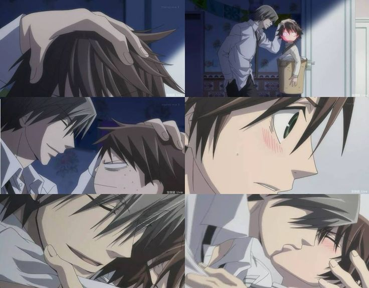 Junjou Romantica season 3, ep:01 <3