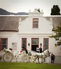 Lanzerac Wine Estate, Stellenbosch, South Africa