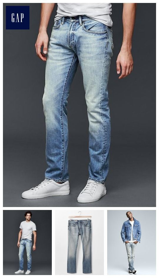 4c02e718 AUTHENTIC 1969 slim fit jeans #MensJeans | Mens Jeans | Denim jeans men, Mens  faded jeans, Slim jeans