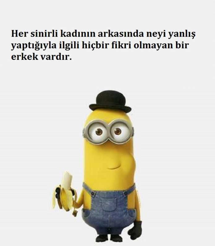 Kesinlikle mini minion :)