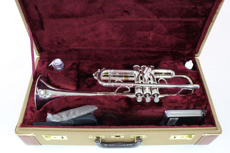 Jupiter XO Model 1624RS-R Professional C Trumpet DISPLAY MODEL