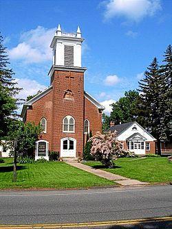 christ church bethlehem connecticut bethlehem green historic district