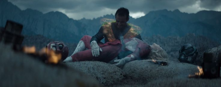 WATCH: Adult-Style POWER RANGERS Short Film Released But Under Attack From Saban Entertainment