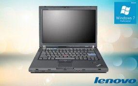 Lenovo ThinkPad T61 1.Wahl Intel T7100 Core 2 Duo 2GB DDR2 80GB DVD W7P...