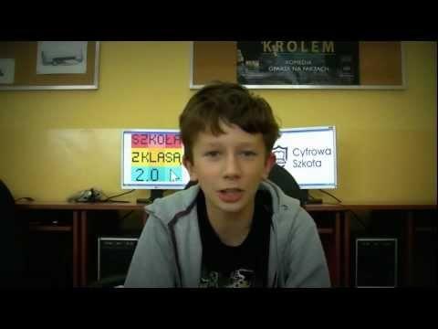 Trzeci odcinek reportera z Samorządowej Szkoły Podstawowej w Chwalibogowie :)